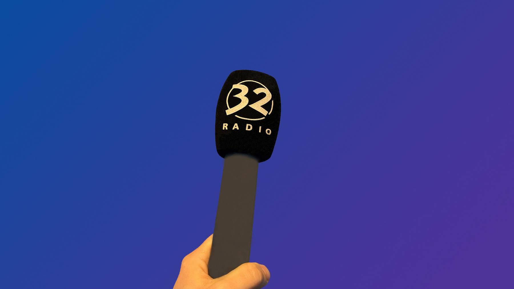 Radio 32 Jahresrückblick Grafik
