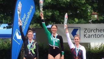 Nathalie Schneider verpasste den Sieg - wurde jedoch hervorragende Zweite.