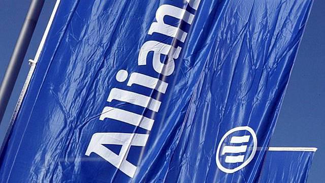Allianz meldet grossen Verlust