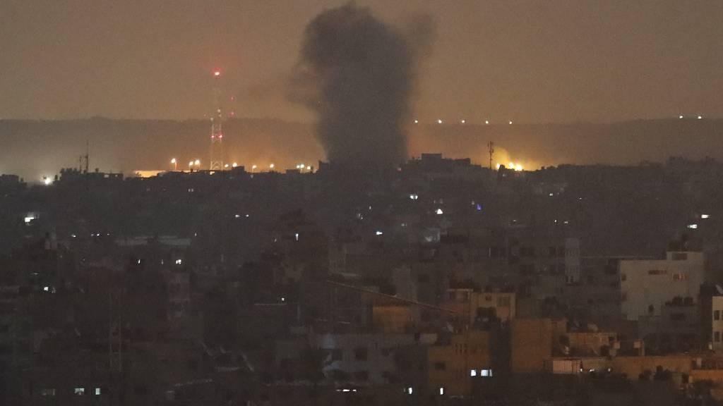 Viele Tote und Verletzte in Gaza bei israelischen Luftangriffen