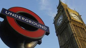 Londons U-Bahn-Fahrer wollen am 29. April streiken