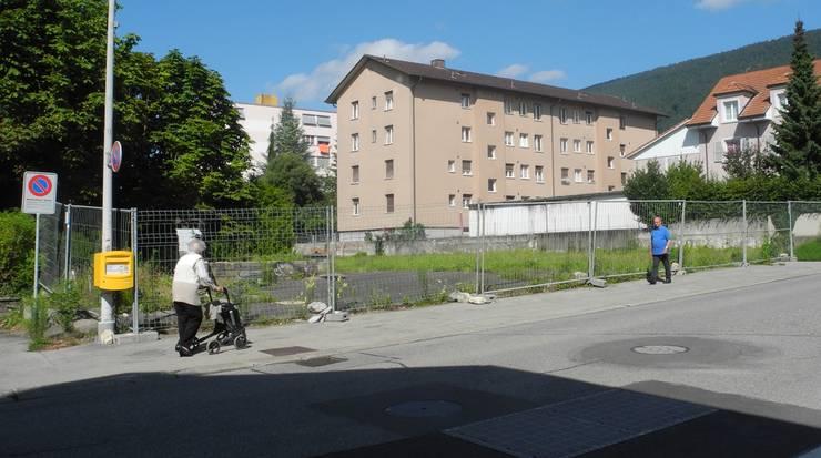 ...aber ein Projekt auf dem Ticino-Areal war nicht erfolgreich.