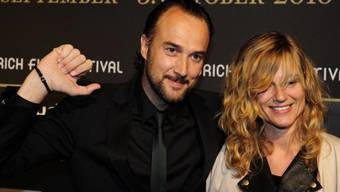 Carlos Leal mit seiner Ehefrau Jo Kelly (Archiv)