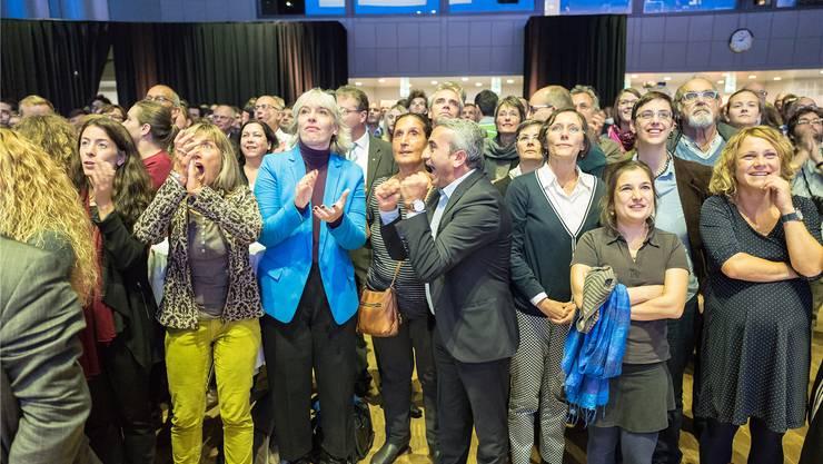 Die SP konnte am Sonntag einen zusätzlichen Sitzgewinn bejubeln – währen ihre Wähler weniger fremdgegangen, hätten es zwei Sitze mehr sein können.