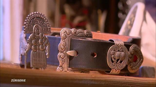 Traditionelle Berufe: Der Sennensattler
