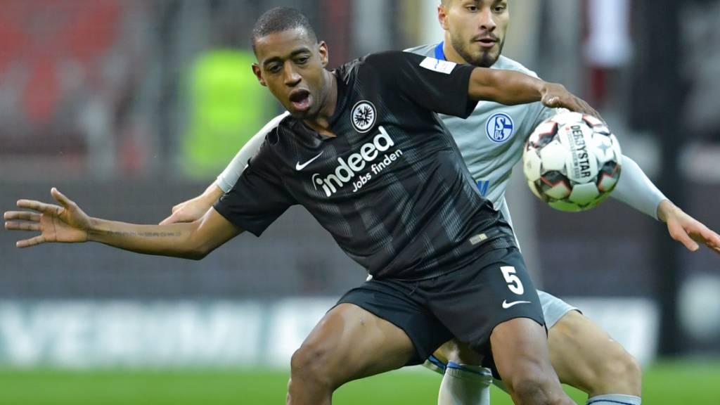 Gelson Fernandes droht frühzeitiges Karriereende