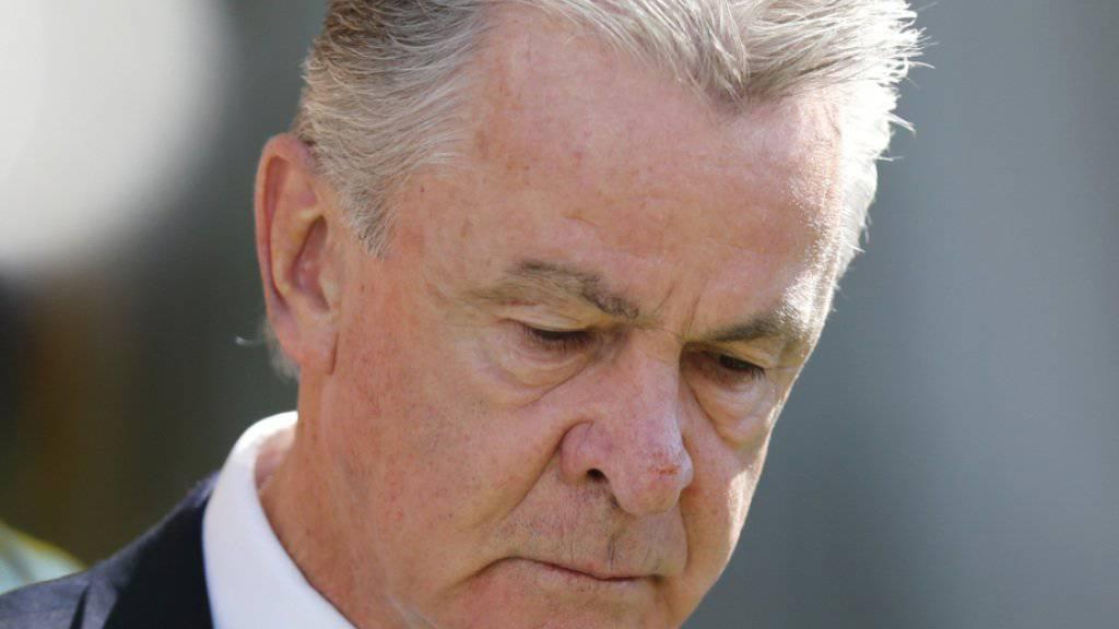 Der ehemalige Schweizer Nationaltrainer Ottmar Hitzfeld äusserte sich kritisch gegenüber der FIFA