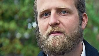 Demian Lienhard, Schriftsteller und promovierter Archäologe.