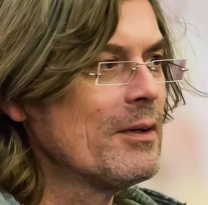 Tino Krattiger ist Kapitän des Kulturflosses.