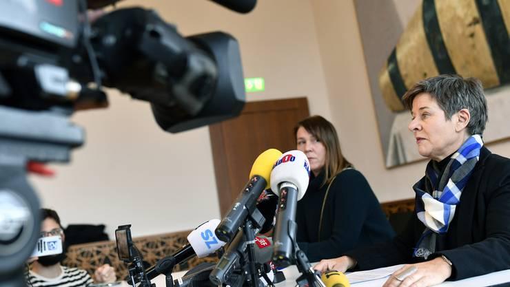 Der überraschende Abgang von Stadträtin Claudia Nielsen bringt die SP in Schwierigkeiten.