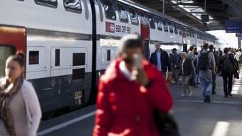 Frau im Hauptbahnhof schwer verletzt. (Archiv)