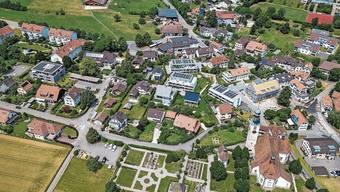 In Oberdorf muss man in Zukunft auf den meisten Strassen langsamer fahren.