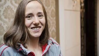 Selina Büchel strahlt vor ihrem WM-Start wieder Zuversicht aus.