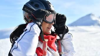 Klare Sicht ohne Beschlag: Eine neue Beschichtung könnte beispielsweise Skibrillen nebelfrei halten. (Symbolbild)