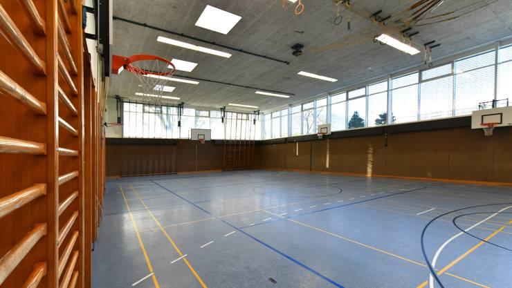 Das grösste Projekt in der Rechnung von Kestenholz ist die Sanierung der Turnhalle bei der Kreisschule Bechburg.