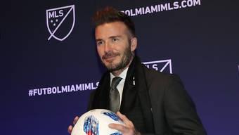 «viele andere Topspieler haben mich schon angerufen – natürlich brauchen wir ein paar Stars. Es gibt so viele Namen. Ich würde es lieben, sie hier spielen zu sehen.» David Beckham