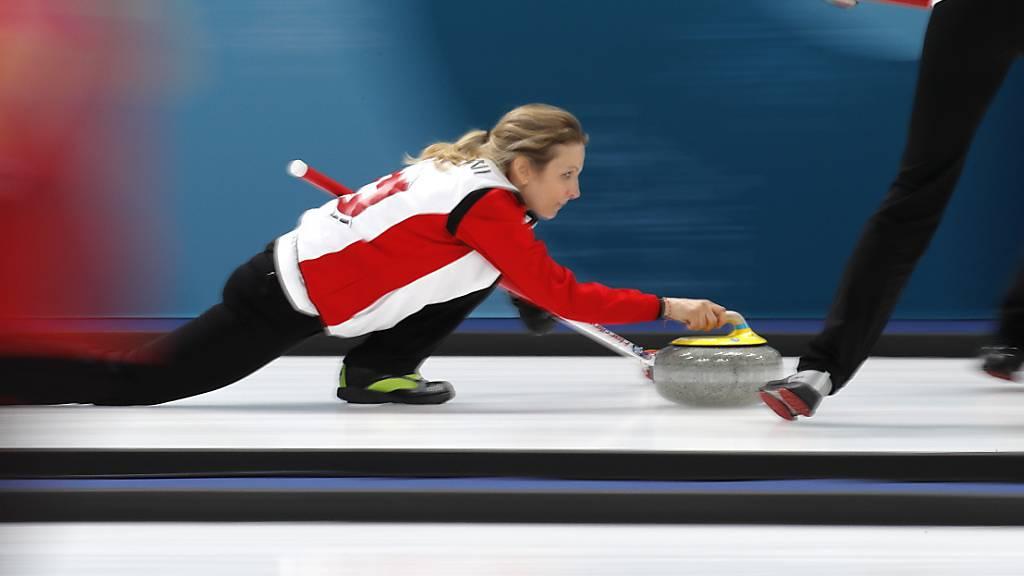 2021 keine Curling-WM in Schaffhausen