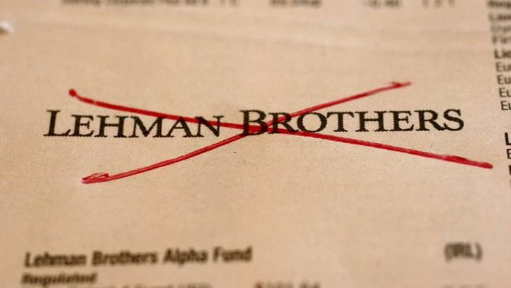 Lehman Brothers: Vor fünf Jahren krachte die US-Bank zusammen und riss die ganze Finanzindustrie in den Abgrund.