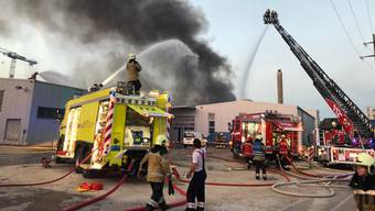 Nach dem Brand in Pratteln wird ein ehemaliger Mitarbeiter verurteilt, da er grob fahrlässig gearbeitet hat.