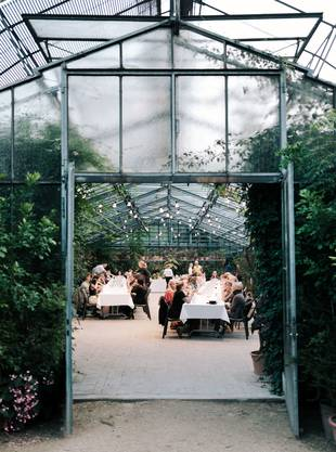 60 Gäste nahmen an dem Essen teil.