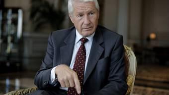 Der Generalsekretär des Europarates,Thorbjørn Jagland, beklagt rassistische Tendenzen im Internet. (Archiv)