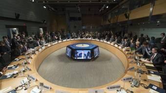 Treffen anlässlich der IWF-Frühjahrstagung in Washington