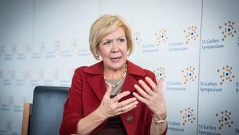 SBB-Verwaltungsratspräsidentin Monika Ribar muss sich vor Nationalräten erklären.