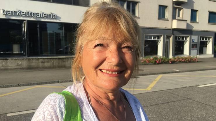 Yolanda Bächtiger, Schlieremerin