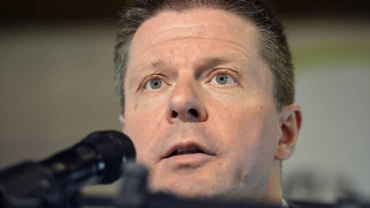 Martin Bäumle gibt sein Amt als Parteipräsident ab. (Archiv)