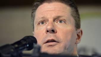 Martin Bäumle gibt Rücktritt bekannt