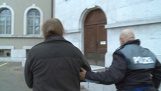 Mordprozess Büsserach