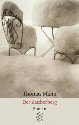 Thomas Mann: Der Zauberberg Fischer 1002 Seiten