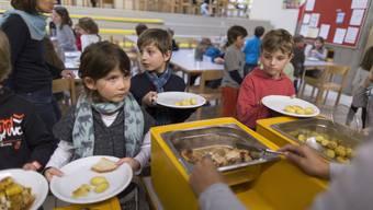 Von morgens über Mittag bis abends in der Schule: Tagesschulen sind auf dem Vormarsch.
