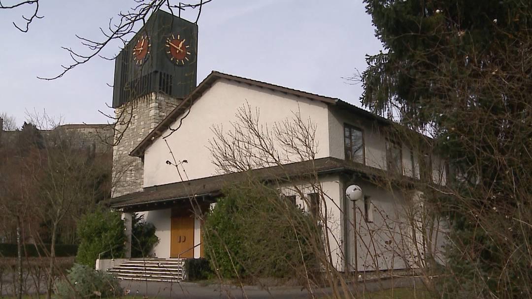 Aarburg: Unbekannte pinkeln ins Weihwasser der Pfarrei Guthirt
