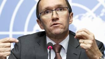 UNO-Sondervermittler Espen Barth Eide ist optimistisch, was die Zypern-Gespräche angeht. Doch zur Konferenz am Donnerstag kommen nicht wie erwartet die Staatschefs, sondern nur die Aussenminister der Garantiemächte.