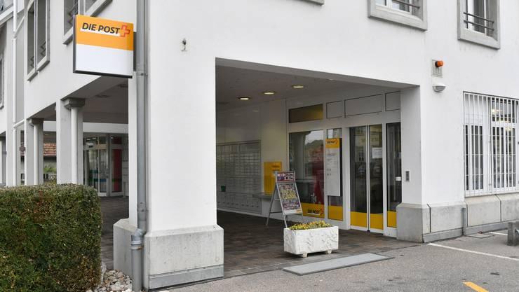 Poststelle Kappel bei Olten soll laut Post demnächst schliessen.