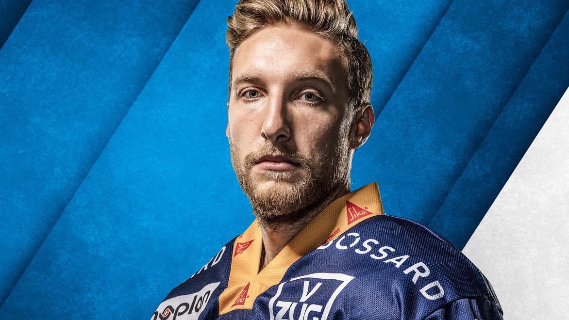 EVZ-Verteidiger Jesse Zgraggen erhält insgesamt drei Spielsperren.