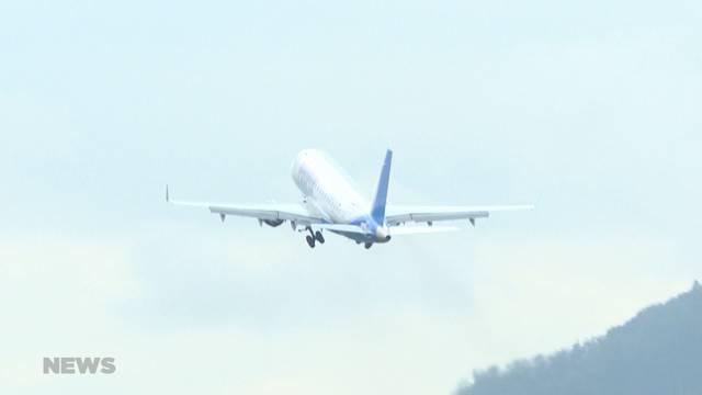 SkyWork-Passagiere heben mit österreichischer Airline ab