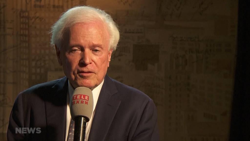 Der unermüdliche Hans Zurbrügg: Seit 45 Jahren lässt er das Jazzfestival Bern erklingen