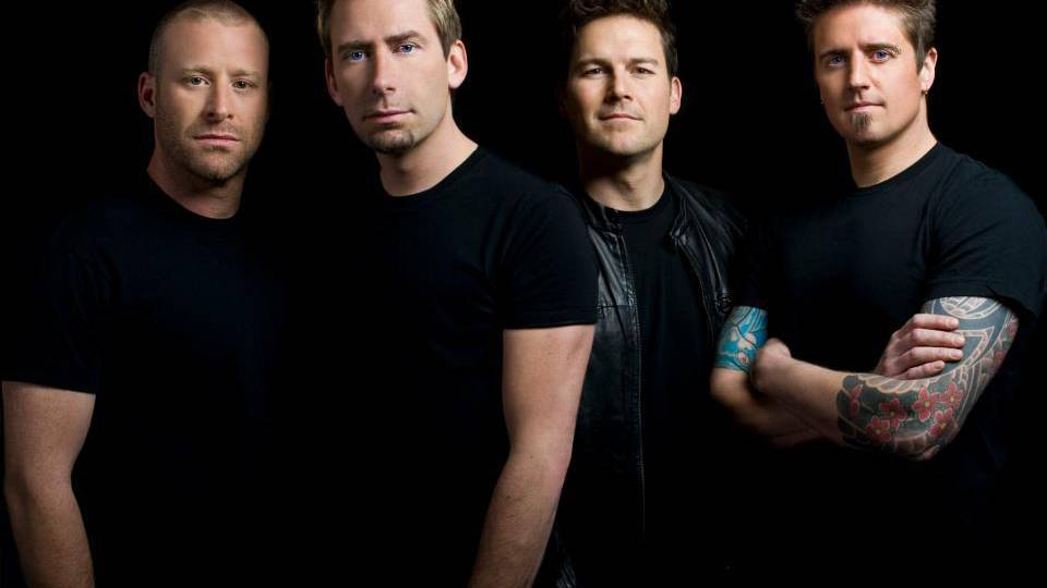 Nickelback: Mit neuer Single am Start