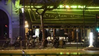 Blutbad im Bataclan in Paris: Der dritte Attentäter ist identifiziert