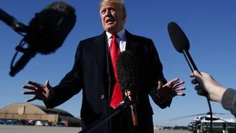 US-Präsident Donald Trump sagte am Donnerstag zu Reportern, dass er mittlerweile vom Tod des verschwundenen saudischen Journalisten Jamal Khashoggi ausgeht.