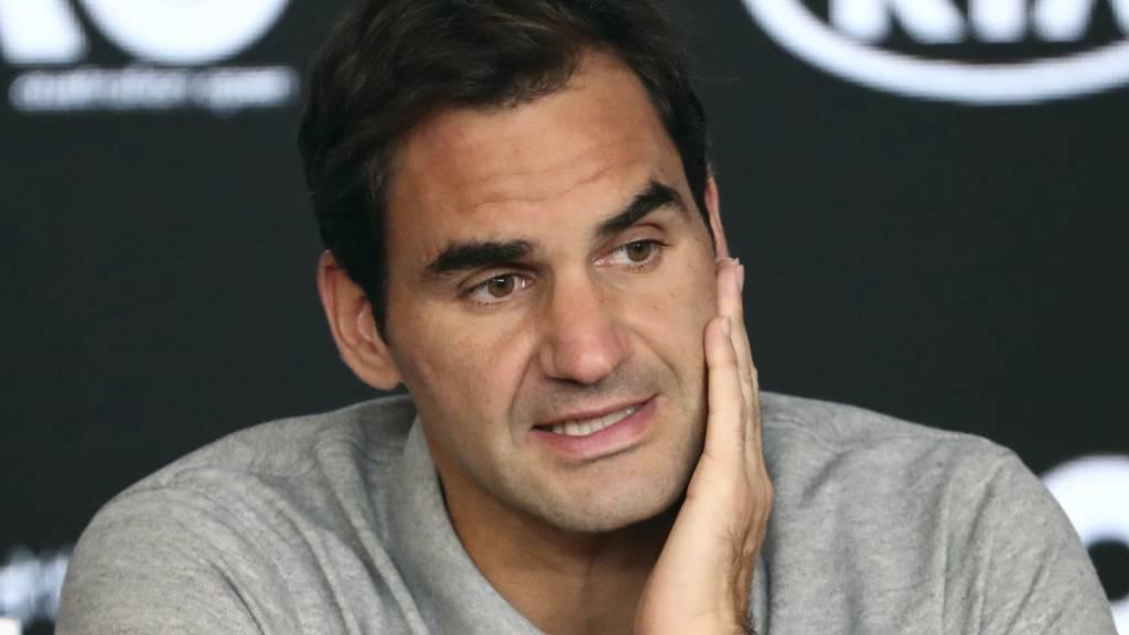 Die Erwartungen von Roger Federer für das Comeback in Doha sind gering