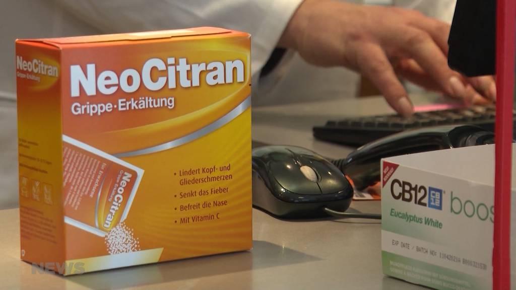 Deutlich weniger Grippefälle wegen Corona-Massnahmen