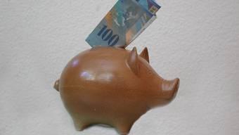 Sparen ist Angesagt:  Auch im nächsten Jahr wird die Gemeinde Mumpf versuchen, weniger Geld auszugeben. az-archiv