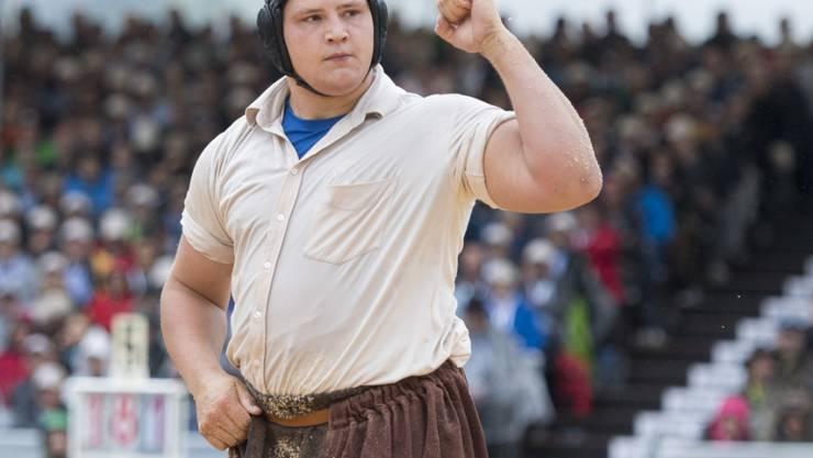 Nick Alpiger gewinnt im eigenen Verband das Baselstädische Fest