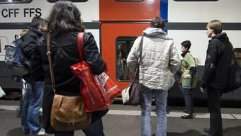 Ein SBB-Personenunfall in Schönenwerd führte zu zahlreichen Verspätungen im Mittelland