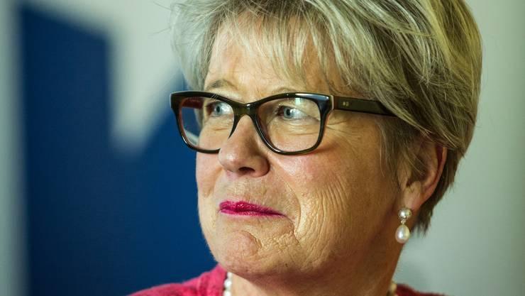 Corina Eichenberger.