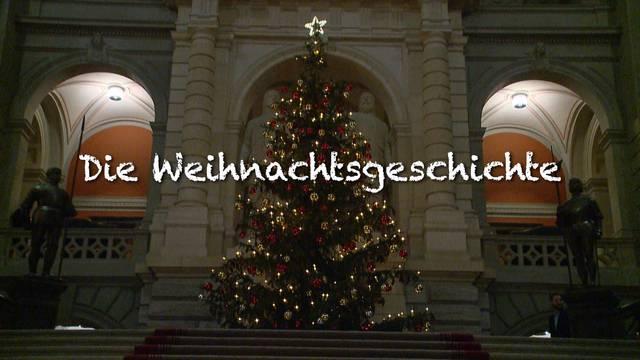 Die Weihnachtsgeschichte – erzählt von Parlamentariern