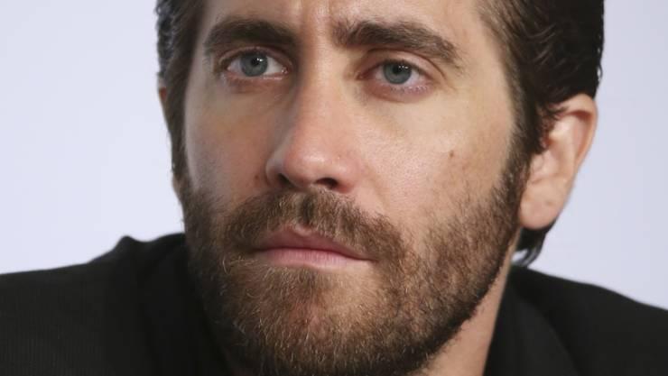 Schauspieler Jake Gyllenhaal geniesst auch mal das Alleinsein.